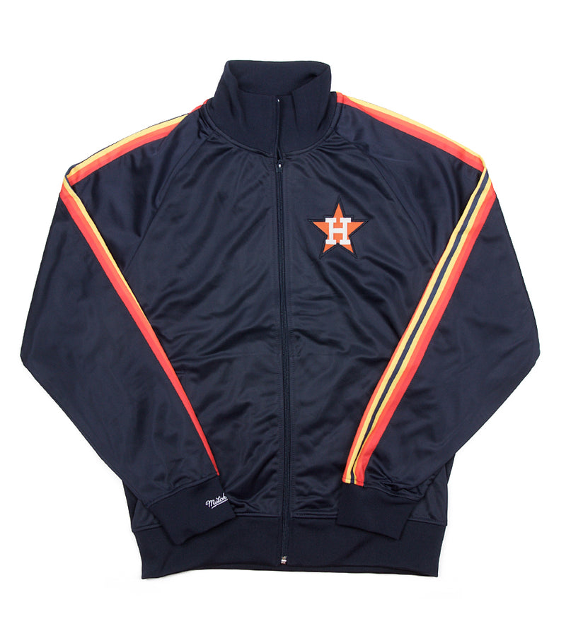 Astros Authentic MLB Track Jacket (Navy)