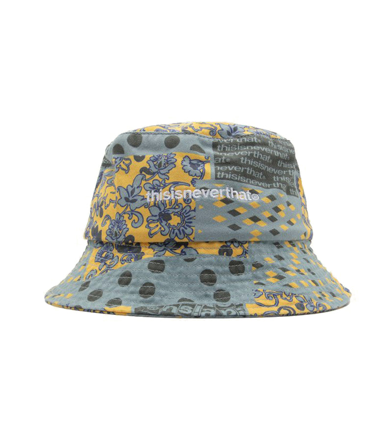 Crazy Bucket Hat (Grey)
