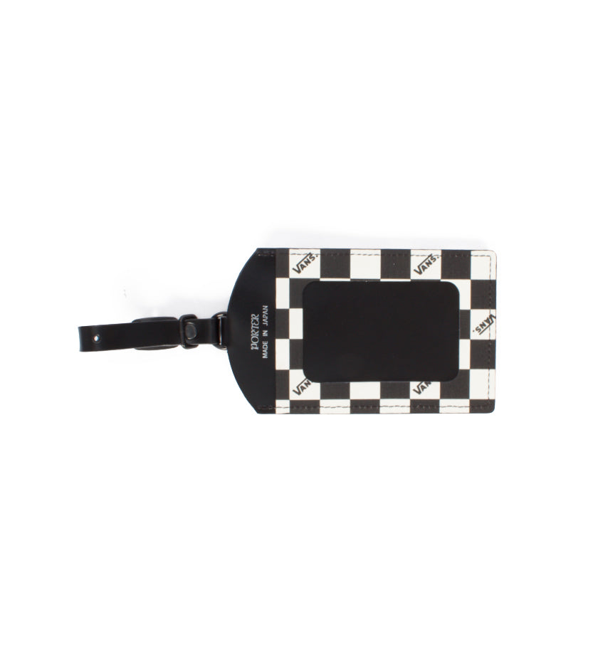Vans x Porter Luggage Tag (Black / White)