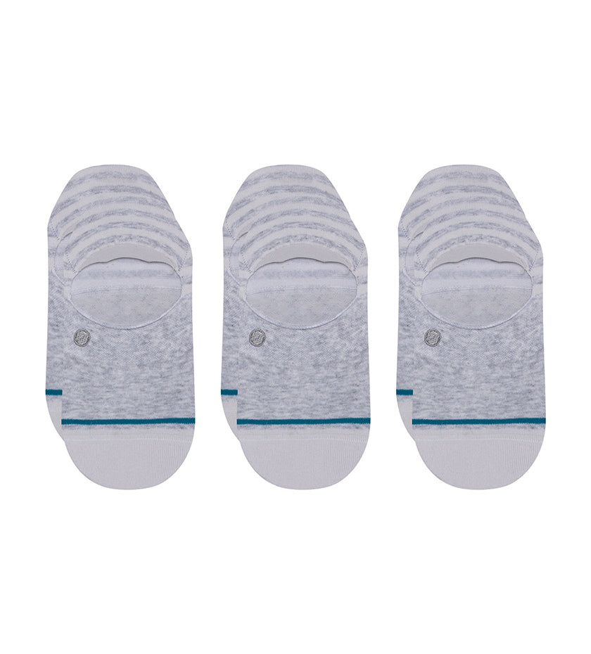 Sensible Two WMNS Socks 3 Pack (Heather Grey)