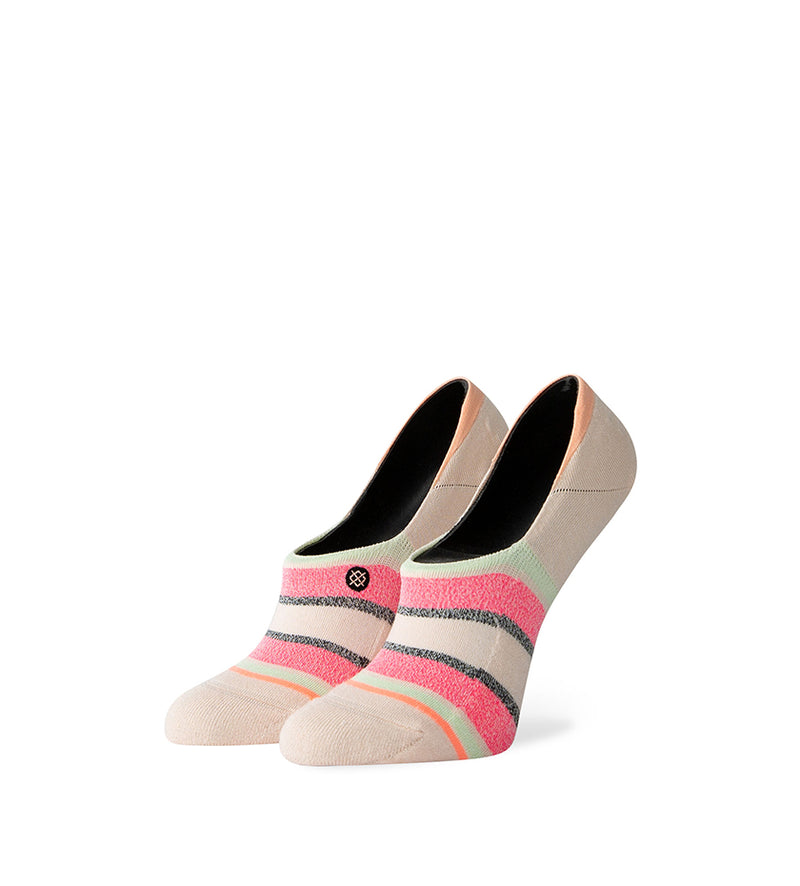 Watermelon Stripe WMNS Socks (Pink)