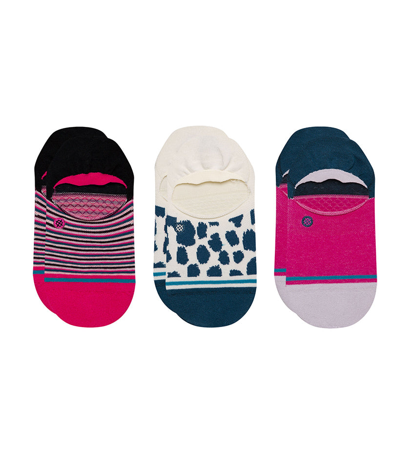 Running Wild WMNS Socks 3-Pack (Multi)