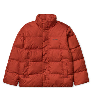 Women's Deming Jacket (Brick Orange)