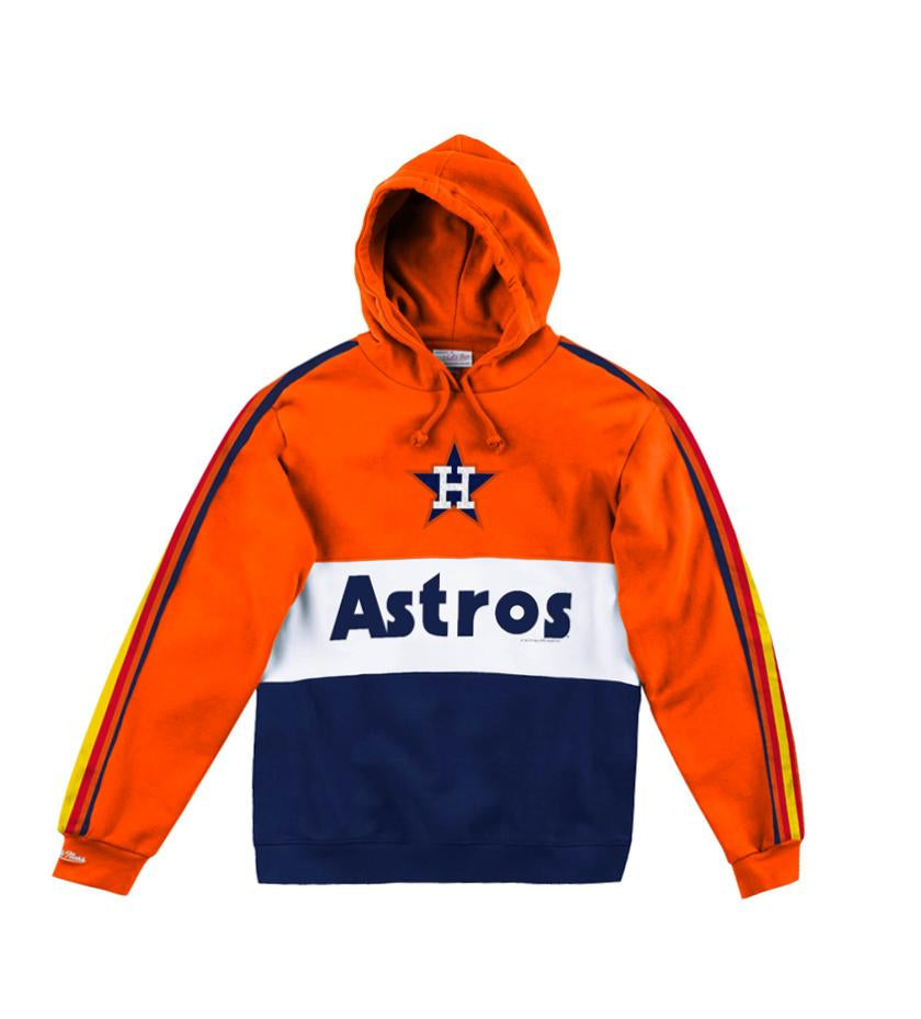 Houston Astros Leading Scorer Hoody (Orange)