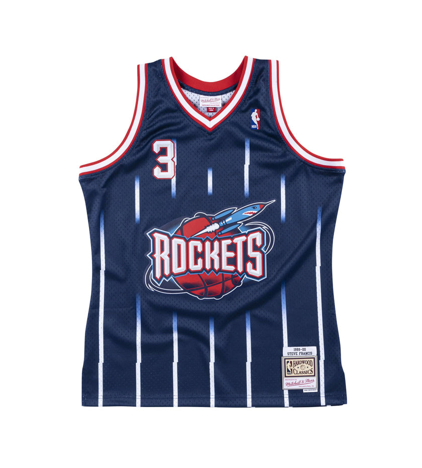 Steve Francis Houston Rockets Swingman Jersey (Navy)