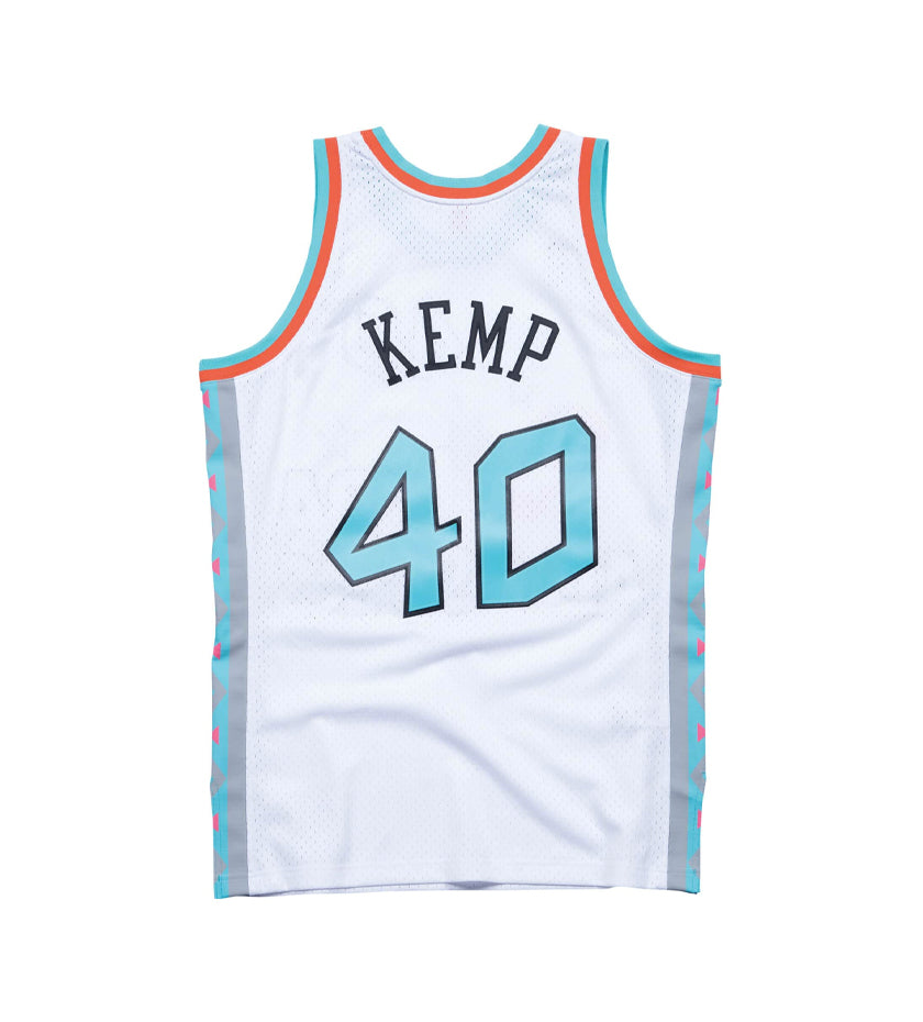 Shawn Kemp NBA All-Star West Swingman Jersey (White)