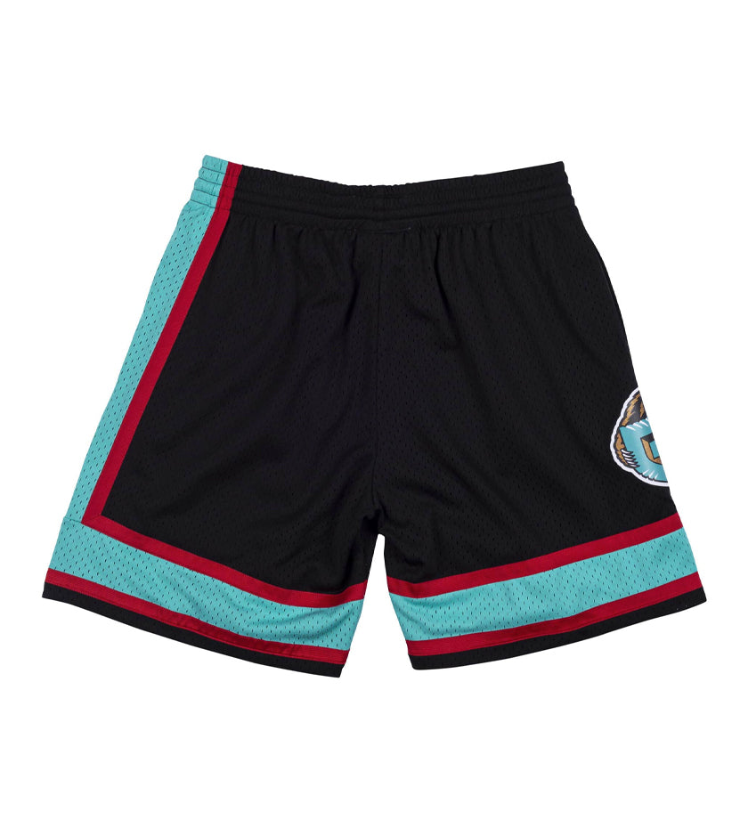 Memphis Grizzlies Swingman Shorts (Black)