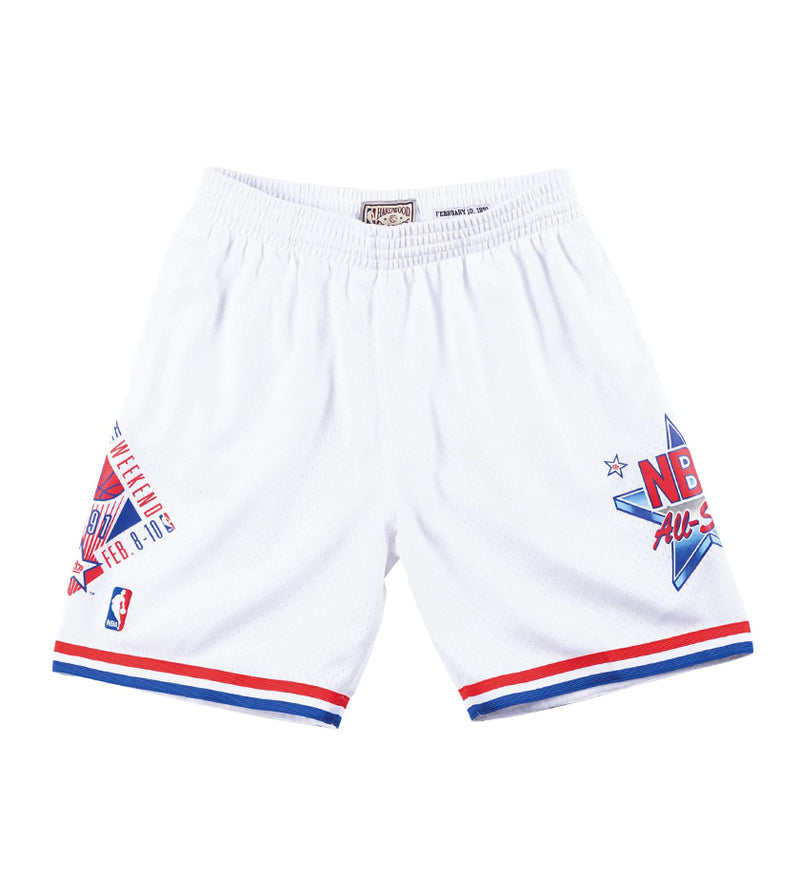 NBA All-Star East Swingman Shorts (White)