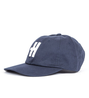 Stock H Dad Hat (Navy)