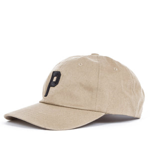 Stock P Dad Hat (Khaki)