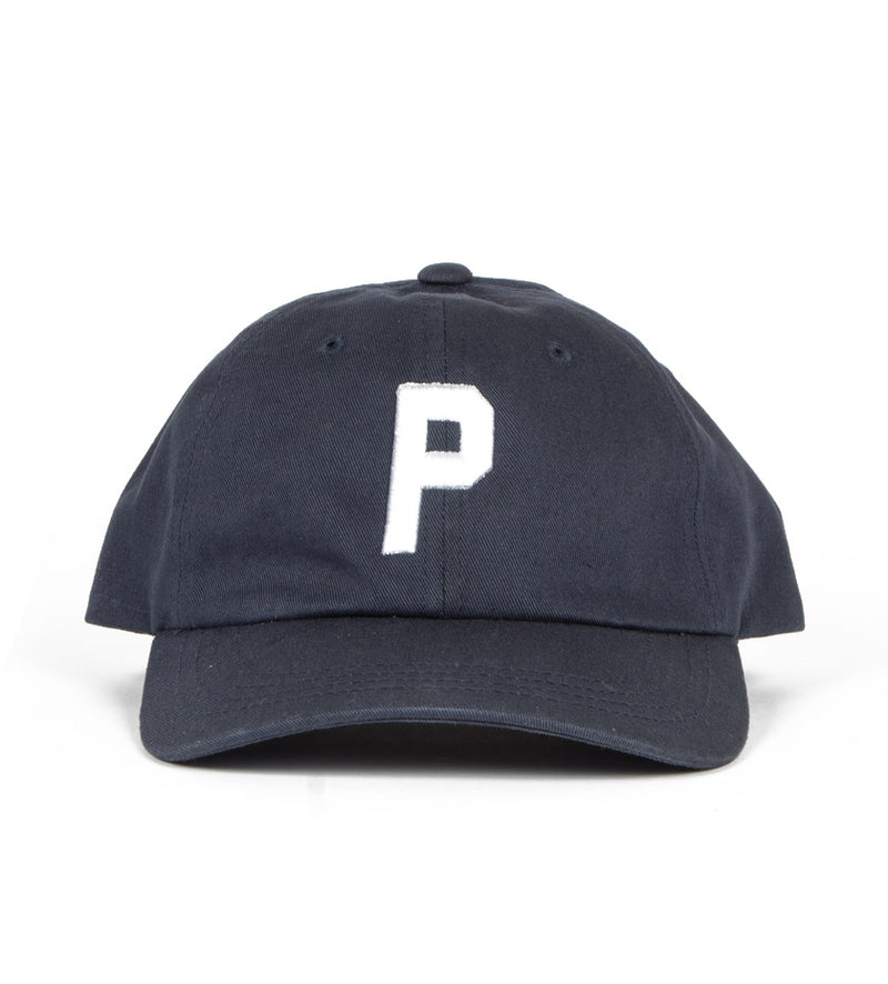 Stock P Dad Hat (Navy)