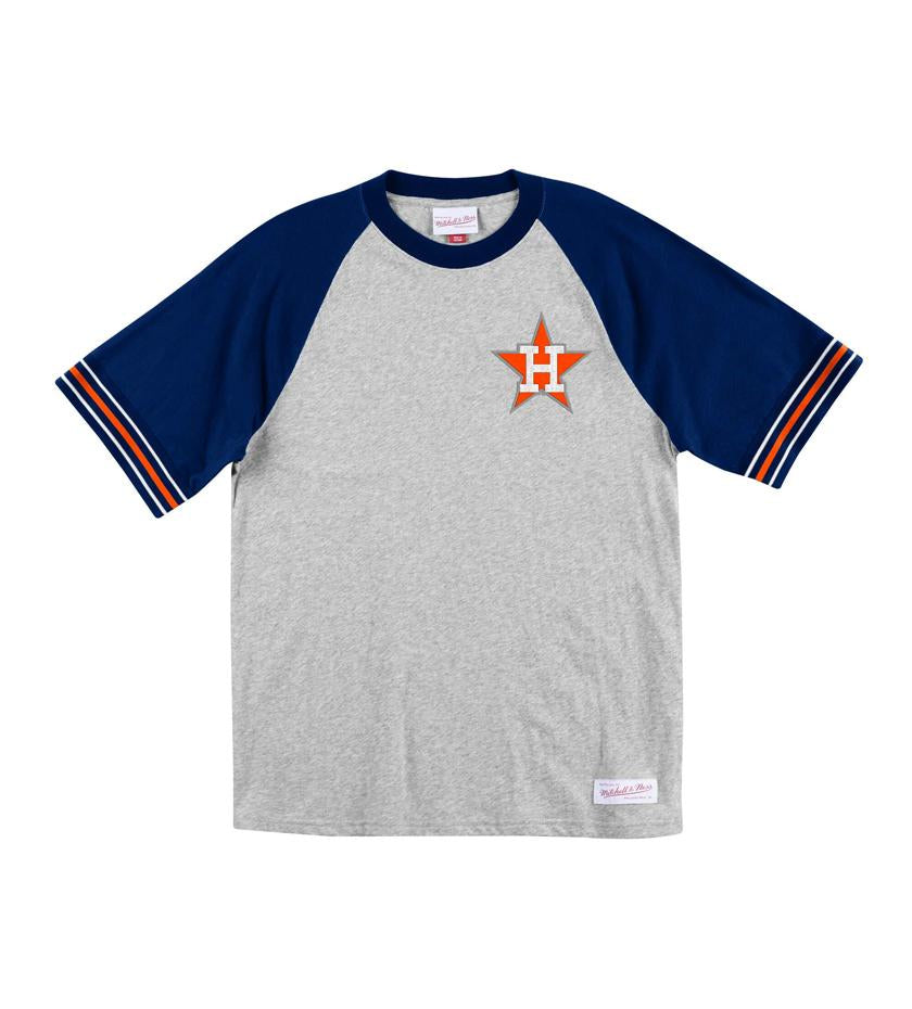 Houston Astros Team Captain Tee (Heather Grey)
