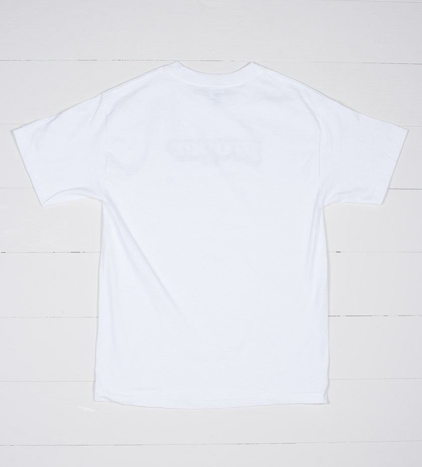 Staple Logo Tee (White)