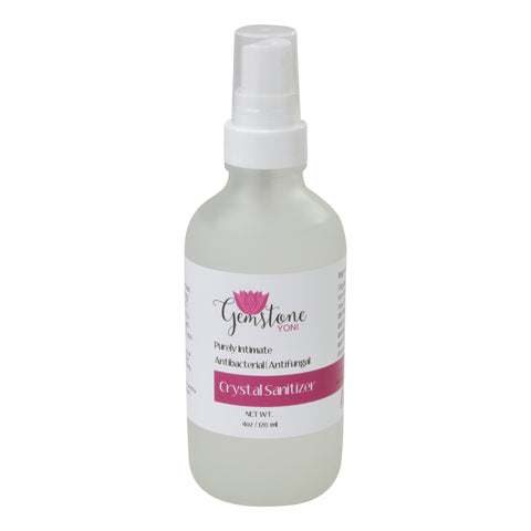 Intimate Crystal Sanitizer