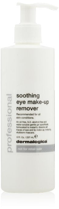 Dermalogica Soothing Eye Make-Up Remover prof size 237ml