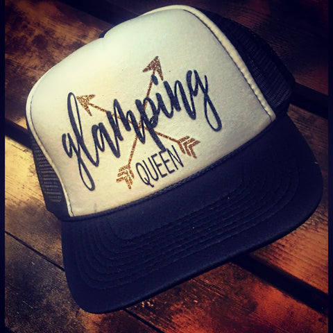 Glamping Trucker Hats