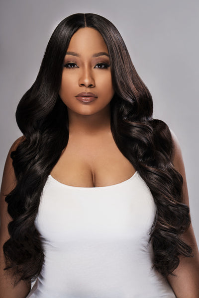 Allure Wave Bundle Deal w closure/frontal