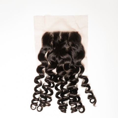 Signature Curl Closure