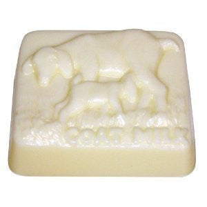 Natural Glycerin Soap - Unscented Goat's Milk