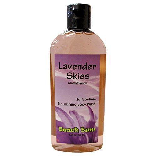 Lavender Skies Sulfate-Free Body Wash - 8.5 oz