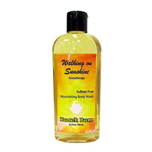 Walking on Sunshine! Sulfate-Free Body Wash - 8.5 oz