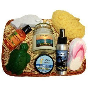 Bath and Body Gift Basket