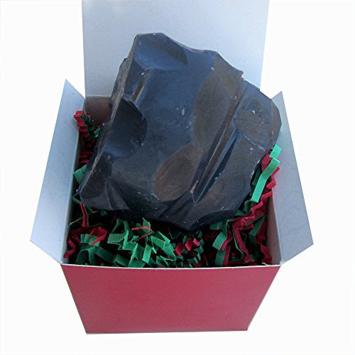 Lump of Coal Soap Gift Box - 3.5 oz total