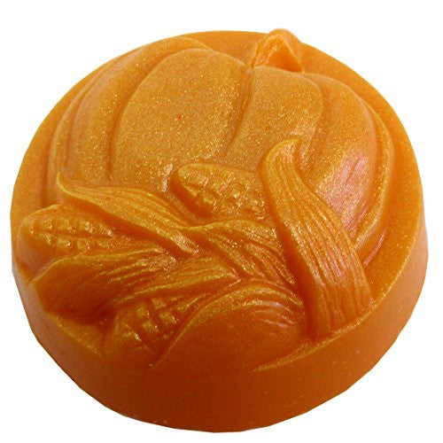 Natural Glycerin Soap - Pumpkin Cake - 2.8 oz