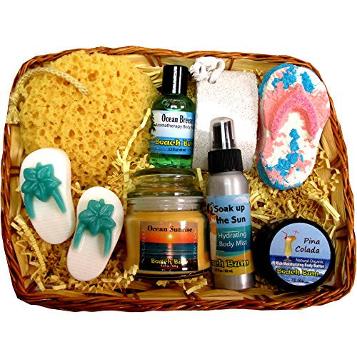 Beach Lover Basket Set