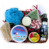 Basket of Beachy Bath Treats!
