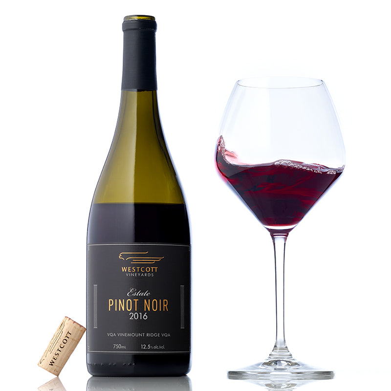 2016 Estate Pinot Noir - Westcott Wines