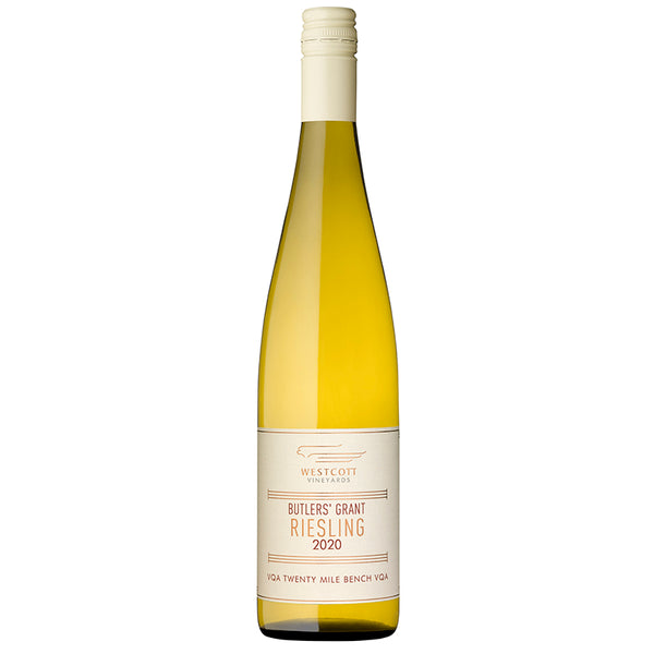 PRE-RELEASE 2020 Butlers' Grant Riesling