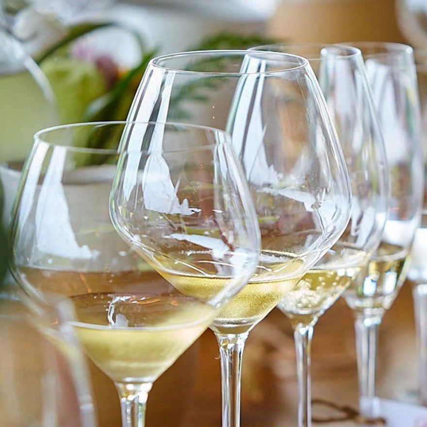 Chardonnay Verticals: Taste the Past, Present and Future