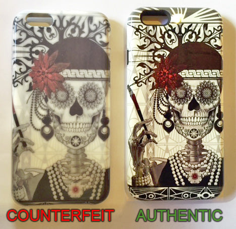 Amazon counterfeit iphone cases and copyright infringement - amazon supports copyright infringement evil american corporation
