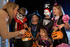 Halloween Trick or Treat - modern Samhain and All Hallows Eve