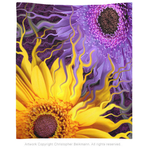 Daisy Yin Daisy Yang Tapestry - Tapestry - Fusion Idol Arts - New Mexico Artist Christopher Beikmann