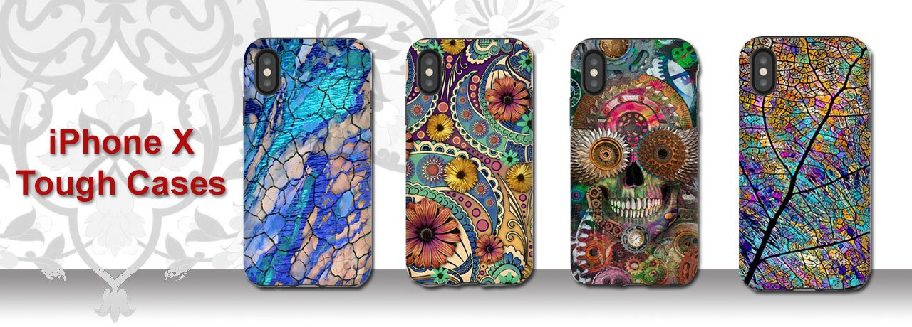 Artistic Cases for iPhone X - Cases by Da Vinci Case