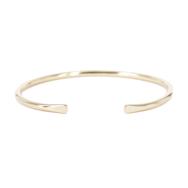 Polly Medium Weight Cuff Bracelet