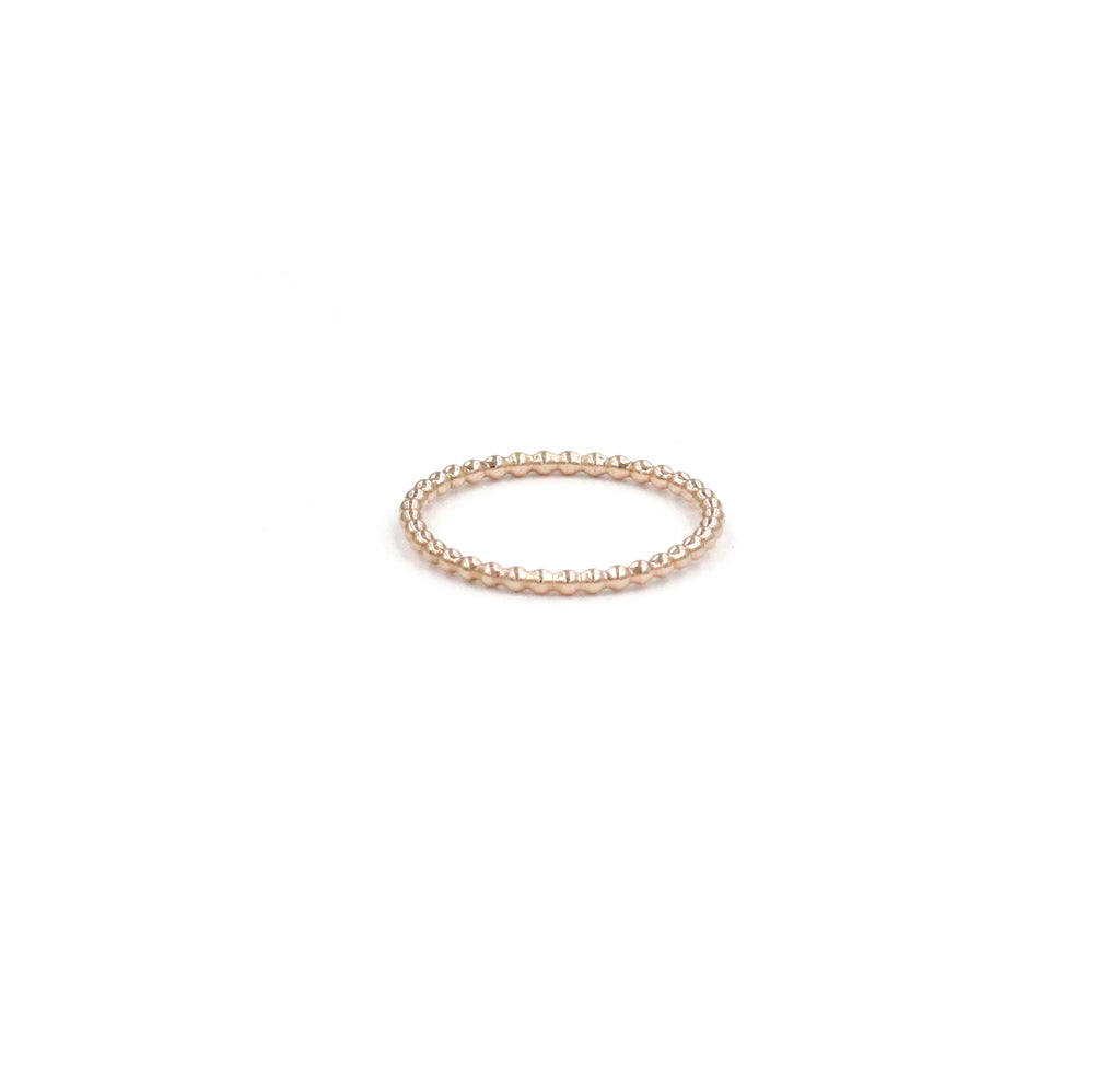 Janice Beaded Ring
