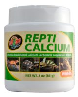 Repti calcium - 3 oz with d3