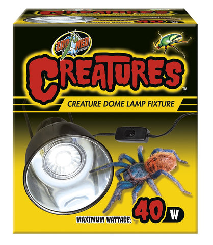 zoo med - Creatures™ Dome Lamp Fixture