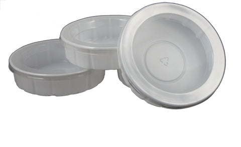 Mealworm - insect feed dish 6 pack