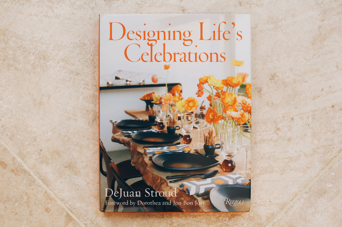 DEJUAN STROUD FLOWER DEMONSTRATION & BOOK SIGNING
