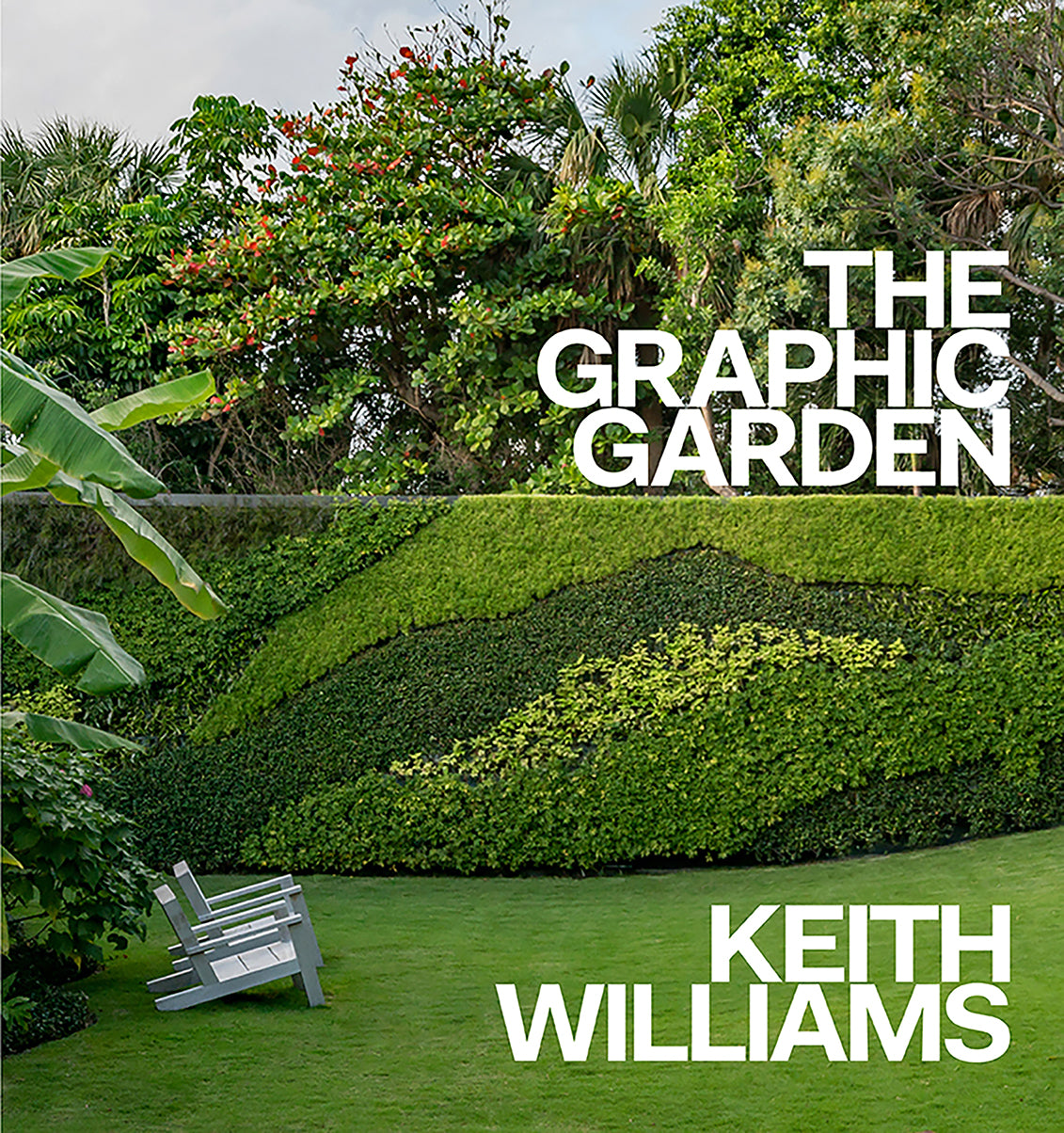 "KEITH WILLIAMS' BOOK SIGNING, ""THE GRAPHIC GARDEN"""