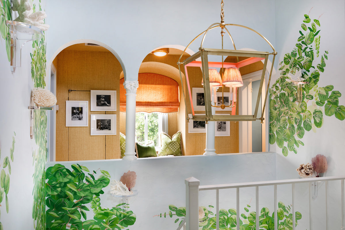 MCCANN DESIGN GROUP FEATURED IN KIPS BAY PALM BEACH SHOW HOUSE