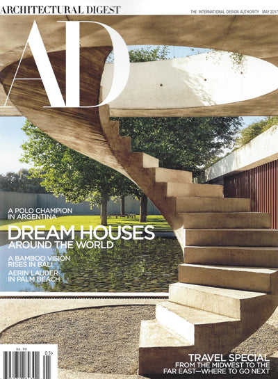 ARCHITECTURAL DIGEST MAY 2017