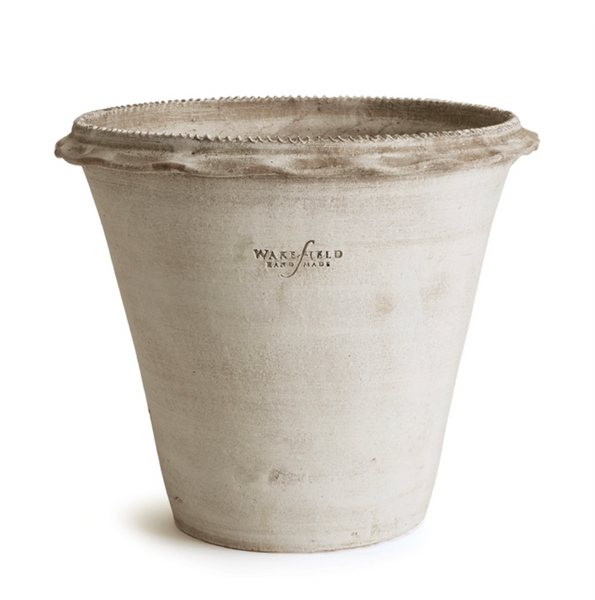 Wakefield Norwood White Ash Pot #10