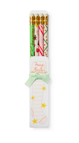 Karen Adams Pencil Set, Merry