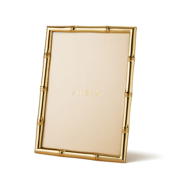 AERIN Mayotte Bamboo Frame  5 x 7