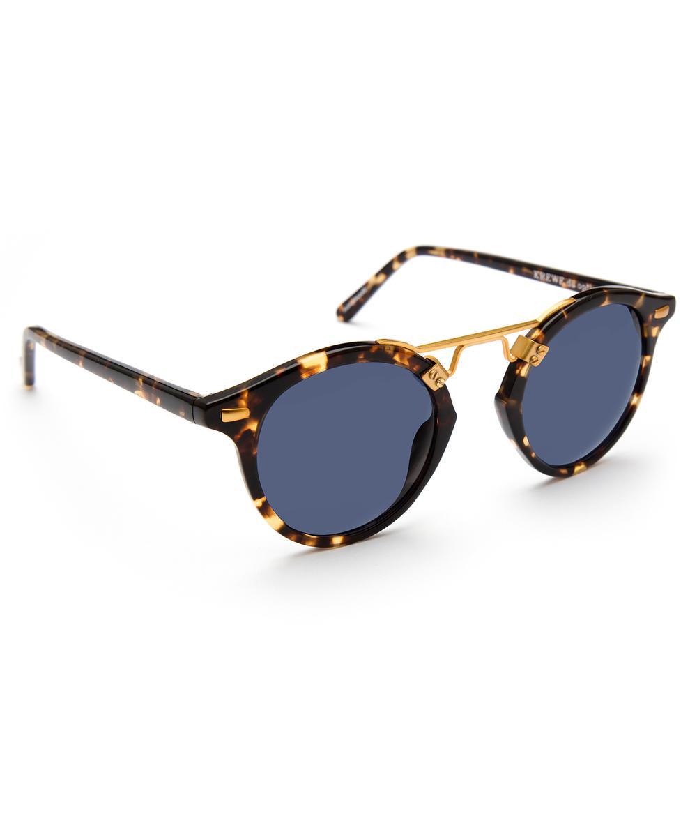St. Louis Sunglasses, Bengal Polarized 24K